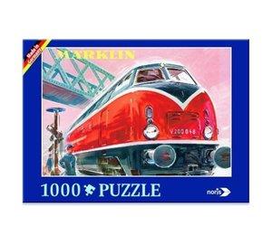 Märklin Nostalgie 1000 tlg. Puzzle V 20