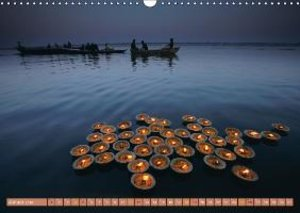 Indiens fremder Zauber (Wandkalender 2014 DIN A3 quer)