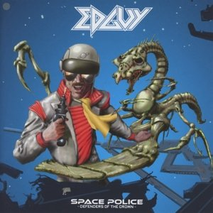 Space Police-Defenders Of The Crown