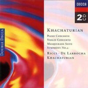 Konzerte/Sinfonie 2/Masquerade Suite