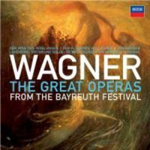 Wagner-Edition-Live Aus Bayreuth (Lim.Edition)