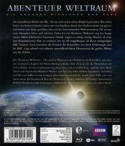 Abenteuer Weltraum-die großen Missionen der NASA