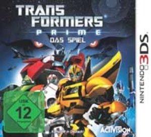 Transformers Prime. Nintendo 3DS