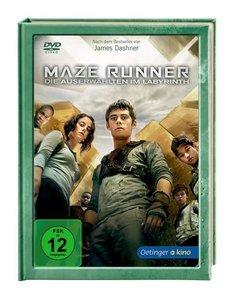 Maze Runner. Die Auserw¿ten im Labyrinth DVD