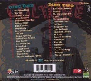 Natty Dread Taking Over (2CD+DVD)