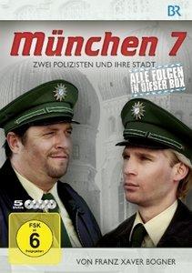 München 7 - Zwei Polizisten und ihre Stadt