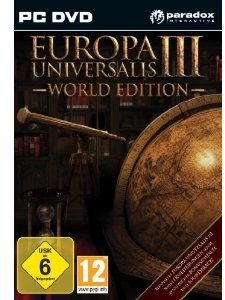 Europa Universalis 3 World Edition. Für Windows XP/Vista/7/8