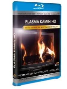 Plasma Kamin HD (Blu-ray)