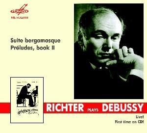 Richter Plays Debussy