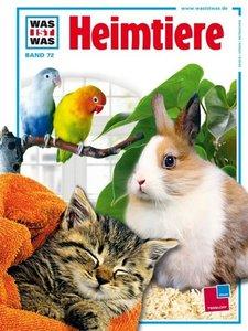 Sielmann, H: Was ist Was. Heimtiere