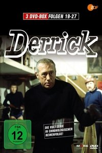 Derrick (3DVD-Box) Vol.03