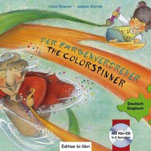 Der Farbenverdreher. Kinderbuch Deutsch-Englisch