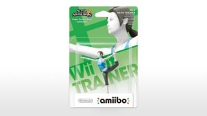 amiibo Smash Fit Trainer