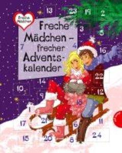 Freche Mädchen - frecher Adventskalender