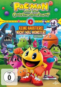 Pac-Man und die Geisterabenteuer Vol.3