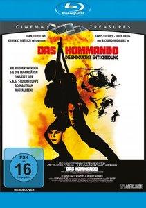 Das Kommando-Cinema Treasures-Blu-ray