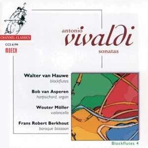 Vivaldi Sonatas-Blockflutes Vol.4