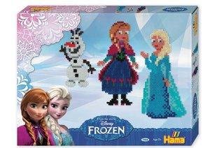 HAMA 7946 - Geschenkpackung Frozen, groß mit ca. 4000 Bügelperle
