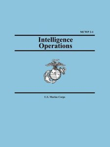 Intelligence Operations (Marine Corps Warfighting Publication 2-