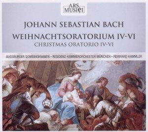 Weihnachts-Oratorium IV-VI BWV 248