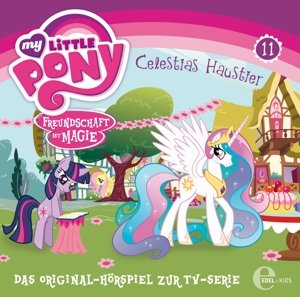 (11)Original HSP z.TV-Serie-Celestias Haustier