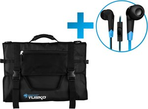 ROCCAT Tusko Across-the-board Widescreen Bag inkl. SYVA In-Ear H