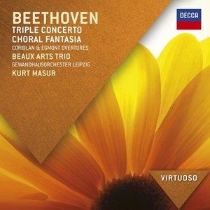 Beethoven: Tripelkonzert,Chorfantasie
