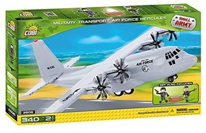 COBI 2606 - Military Transport Air Force Hercules, Small Army, g