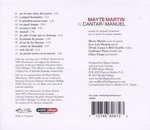Al Cantar A Manuel