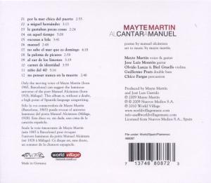 Al Cantar A Manuel - zum Schließen ins Bild klicken