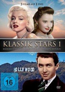 KLASSIK STARS 1 - Barbara Stanwyck l James Stuart l Marilyn Monr