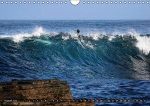Faszination Surfen (Wandkalender 2016 DIN A4 quer)