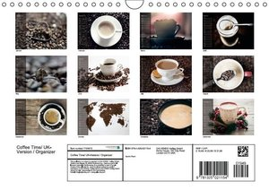Rosch, S: Coffee Time/ UK-Version / Organizer
