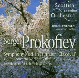 Sinfonie 1/Violinkonzert 2/Five melodies