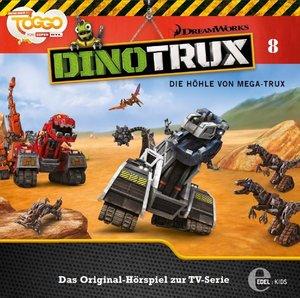 (8)Hörspiel z.TV-Serie-Die Höhle Von Mega-Trux