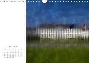 Digital-Art BERLIN (UK - Version) (Wall Calendar 2015 DIN A4 Lan