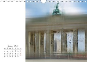 Digital-Art BERLIN (UK - Version) (Wall Calendar 2015 DIN A4 Lan