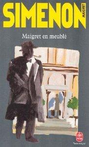 Maigret en meublé