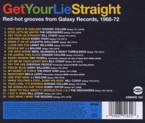 Get Your Lie Straight-A Galaxy
