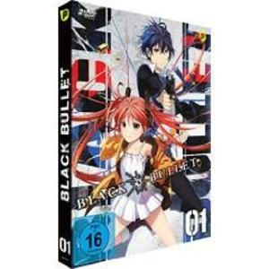 Black Bullet - DVD Box Vol. 1 (2 DVDs) - Limited Edition