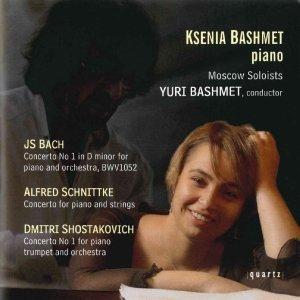 Schnitke Piano Concert