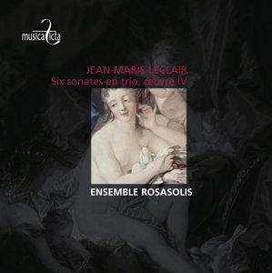 Leclair: Six sonates en trio Oeuvre IV