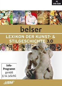 Belser Lexikon der Kunst- und Stilgeschichte 3.0