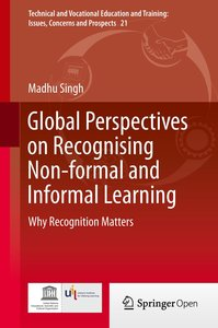 Global Perspectives on Recognising Non-formal and Informal Learn