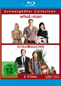Schlussmacher / What a Man Box