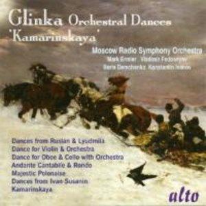 Kamarinskaya-Tänze für Orchester
