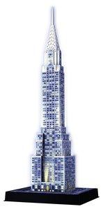 Chrysler Building 3D Puzzle-Bauwerke