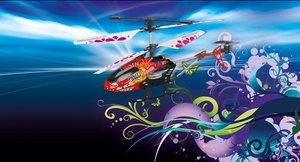Revell 23953 - RC Helicopter Angel, Länge 18,5 cm