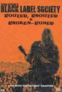 Boozed,Broozed & Broken Boned