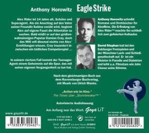 Alex Rider 04. Eagle Strike